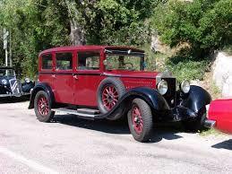 Restauration des voitures