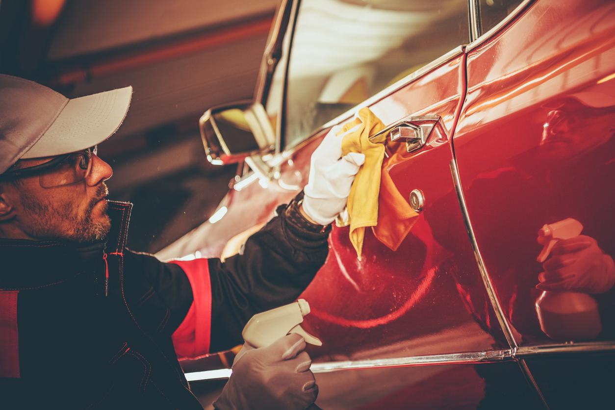 Se lancer soi-même en restauration de vieilles voitures