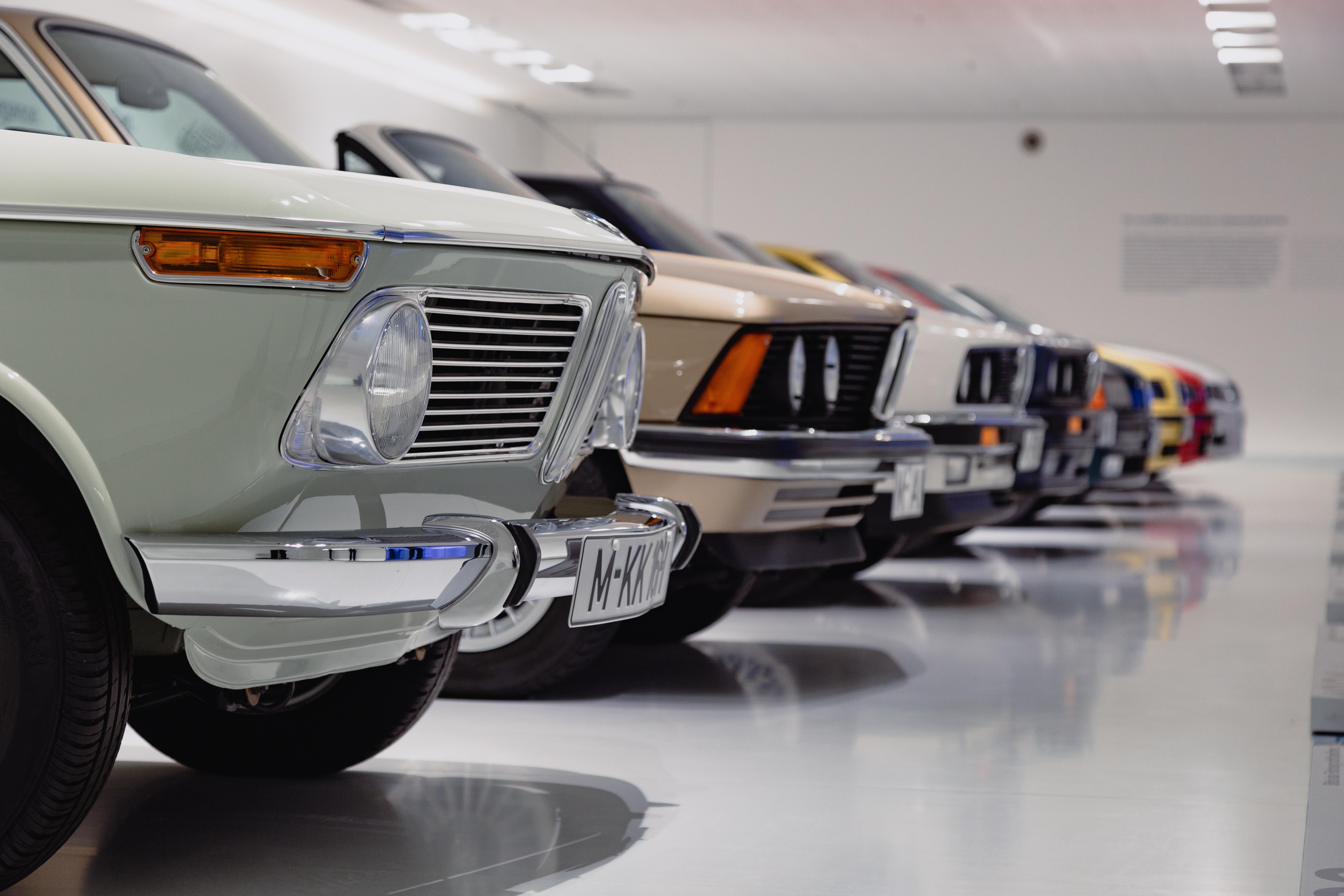 État du marché des voitures de collection