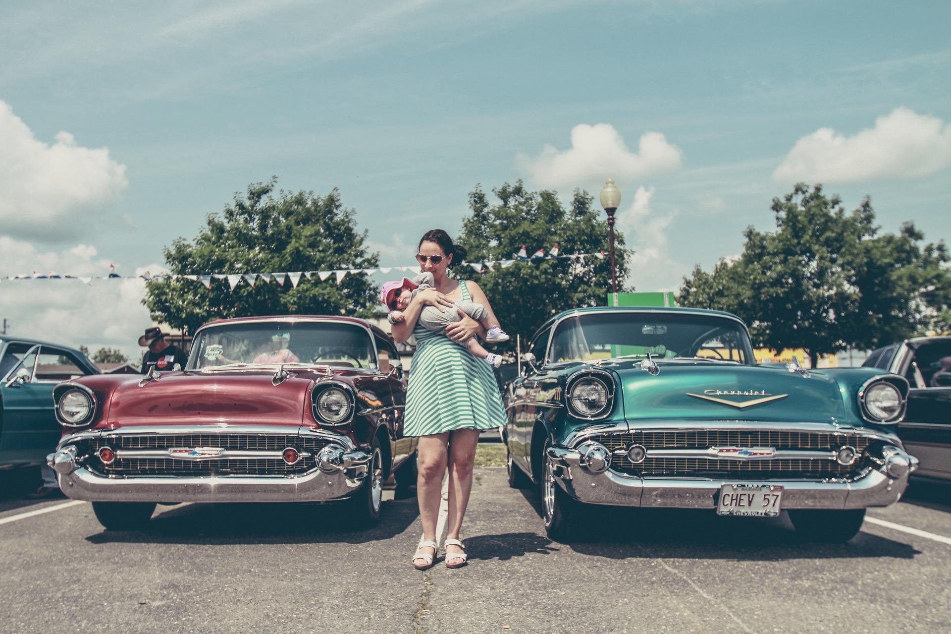 Les festivals et foires de voitures anciennes