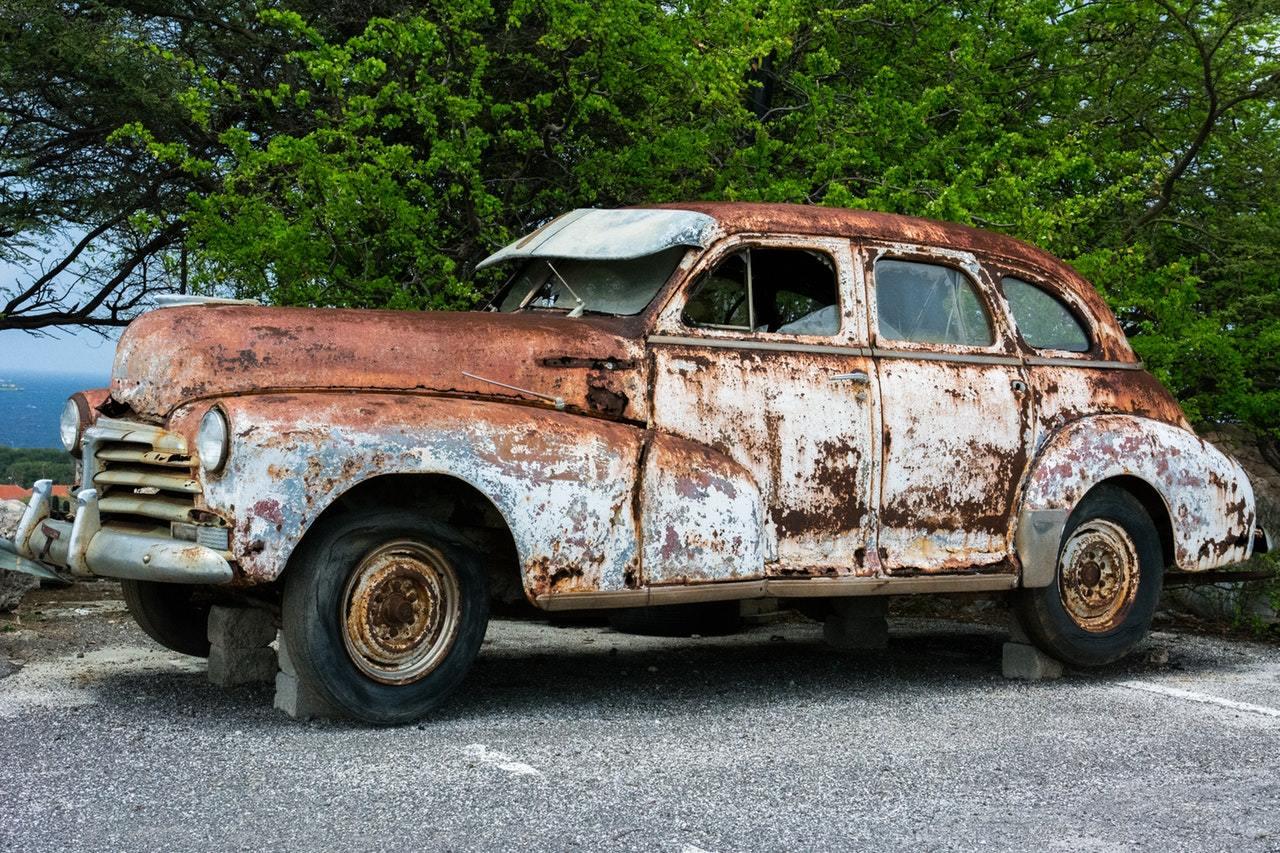 Restaurer une voiture ancienne